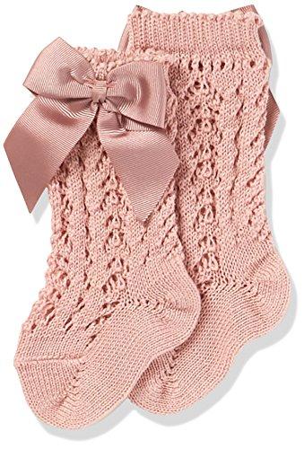Condor 2519/2 Calcetines, Rosa (Palo 526), Recién Nacido (Tamaño del fabricante:000) para Bebés