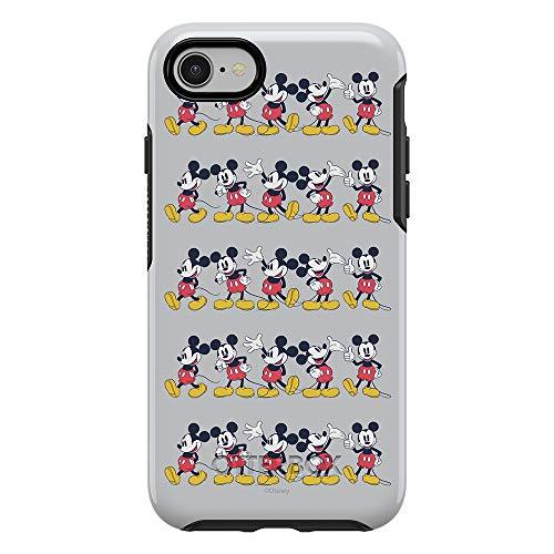 Preisvergleich Produktbild OtterBox 77-60262 Symmetry Serie Schutzhülle für Apple iPhone 7 / 8 / SE (2020) mickey line