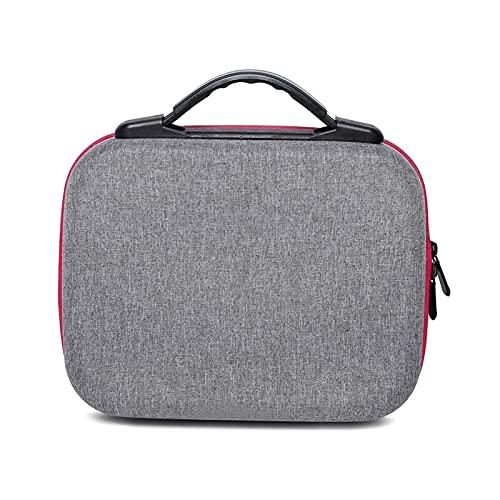 Grey990 Bolsa para câmera, bolsa de armazenamento portátil à prova de choque, acessório de drone para DJI Mavic Mini 2, Cinza,