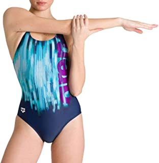 ARENA W Drawing Swim Pro Back One Piece L One Piece Mujer