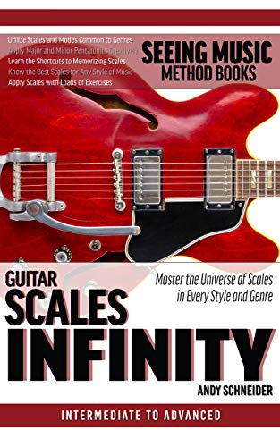 Guitar Scales Infinity: Master the Universe of Scales In Every Style and Genre (English Edition)