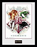 GB eye Ltd Harry Potter, Hogwarts Wasser Farbe Kunstdruck,