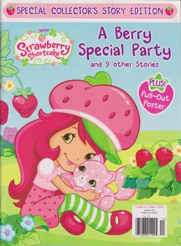 Strawberry Shortcake Magazine - 3