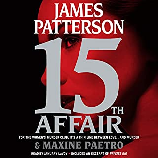 Page de couverture de 15th Affair
