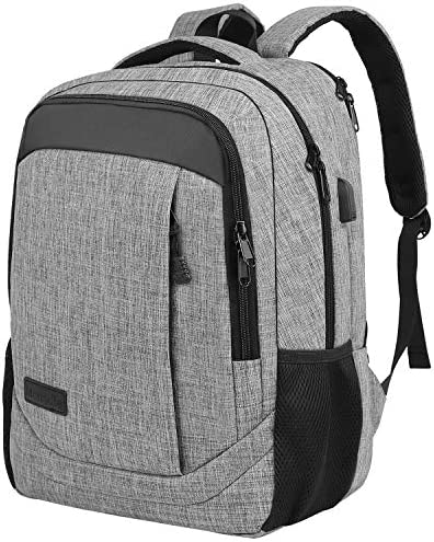 Monsdle Travel Laptop Backpack Anti Theft Water Resistant Backpacks School Computer Bookbag product image