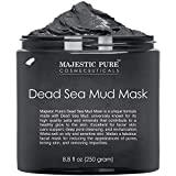 Majestic Pure Dead Sea Mud Mask for Unisex, 8.8 Ounce