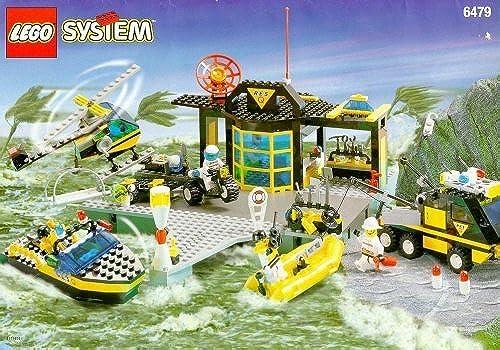 LEGO Town Res-Q 6479 Emergency Response Center