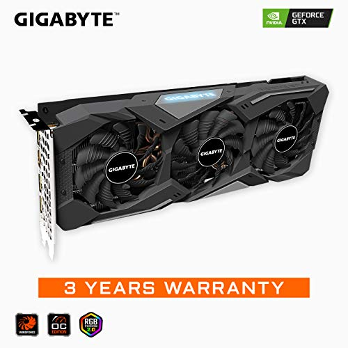 Gigabyte GeForce GTX 1660 SUPER GAMING OC 6G Graphics Cards Components & Replacement Parts