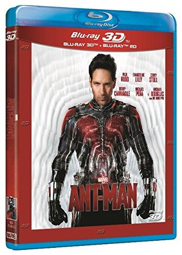Ant-Man (BD 2D + BD 3D) Blu-ray