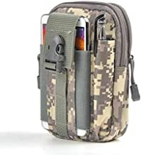 Rayking Water Resistant Outdoor Hiking Traveling Waist Pack Bag (Color: Camo)