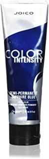 Joico Intensity Semi-Permanent Hair Color, Sapphire Blue, 4 Ounce