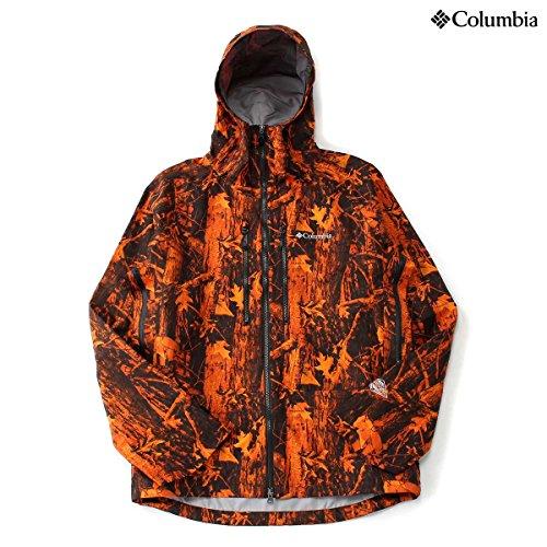 [コロンビア] フィッチバーグII ジャケット 942/TimberwolfAutmnOrange PM5517 M