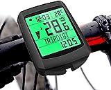 Best Bike Speedometers - Bicycle Odometer Wireless Waterproof Bike Speedometer Multi-Function Bike Review