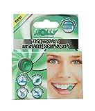 Rolly Disposable toothbrush: Einweg Zahnbürste - Pfefferminze - 4 Blister mit 6 Zahnbürsten
