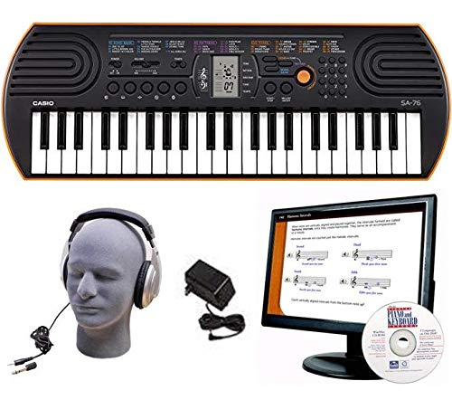 Casio Keyboards & Pianos - Best Reviews Tips