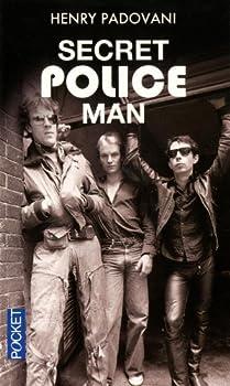 Pocket Book Secret Police Man [French] Book