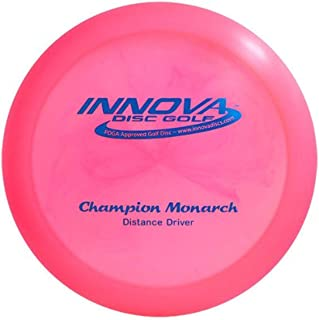 Innova Disc Golf Champion Material Monarch Golf Disc (Colors may vary)