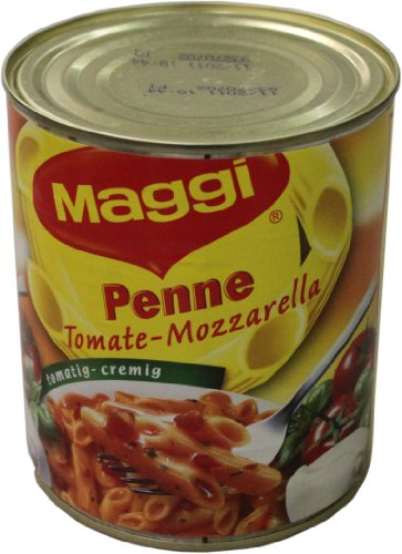 MAGGI Penne Tomate Mozzarella 810g