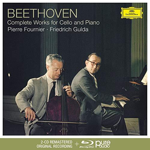 Sämtliche Werke Für Cello und Klavier (Blu-ray Audio)