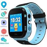 Niños Smartwatch - GPS/LBS Position Tracker Child SOS Help Relojes de Pulsera Cámara Digital...