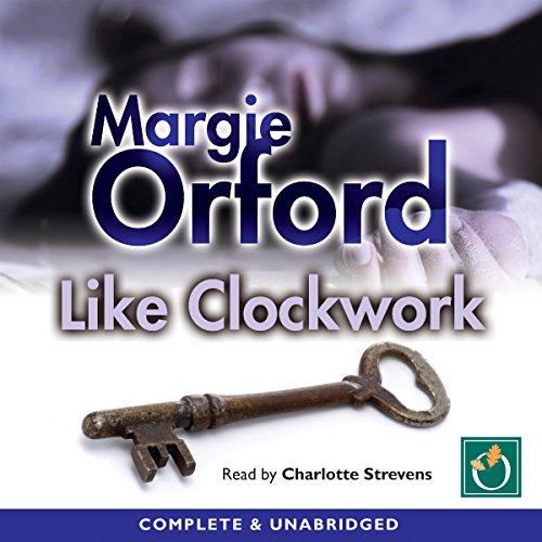 Like Clockwork audiobook cover art