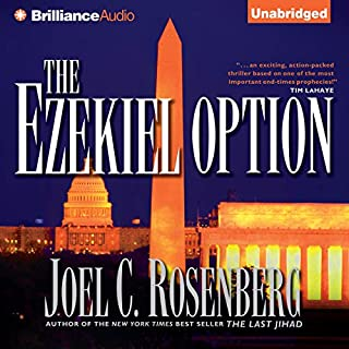 The Ezekiel Option audiobook cover art