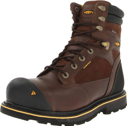 KEEN Utility Men's Sheridan Insulated Work Boot,...