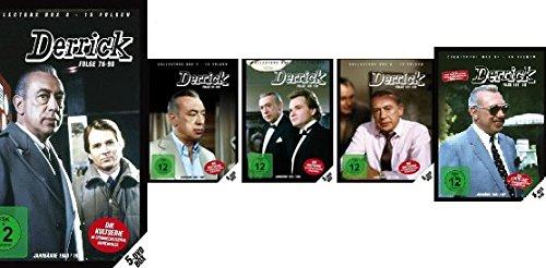 Derrick - Collector's Box 6-10 (25 DVDs)