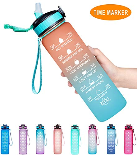 Giotto 32oz Large Leakproof BPA ...