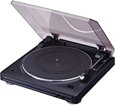 Denon Portable Compact Lightweight Fully Automatic Stereo Turntable