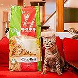 Cat's Best 28441 Öko Plus Katzenstreu - 4