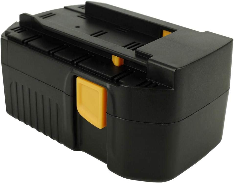 PowerSmart [20, 24V, 3000mAh, Ni-MH], recambio compatible con herramientas eléctricas/taladro inalámbrico recargable apto para UK Hilti SFL 24, TE 2-A, UH 240-A, WSC 55-A24, WSC 6,5, WSR 650-A model