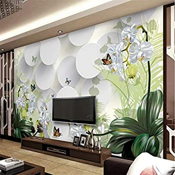 Buy Avikalp Exclusive Awz0129 3d Wallpaper Clivia Ornament Tv Wall Background Wallpaper 3d Mural Hd 3d Wallpaper 91cm X 60cm Online At Low Prices In India Amazon In