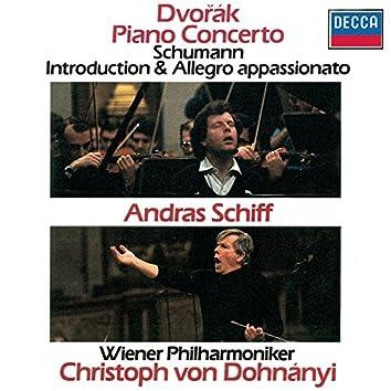 Dvorák: Piano Concerto / Schumann: Introduction & Allegro Appassionato
