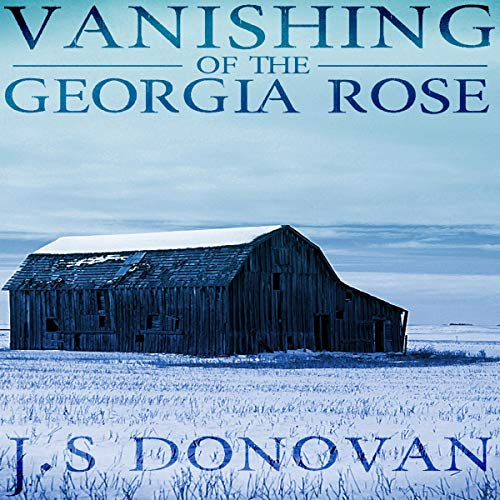 The Vanishing of the Georgia Rose, Book 2 audiobook cover art