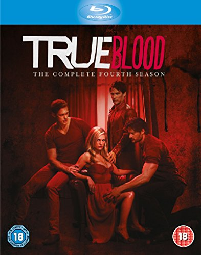 True Blood: Season 4 (5 Blu-Ray) [Edizione: Regno Unito] [Italia] [Blu-ray]