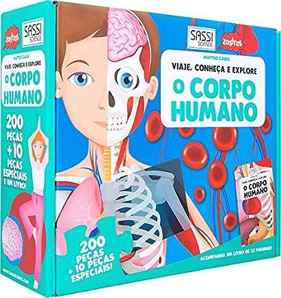 O corpo humano : Viaje, conheça e explore