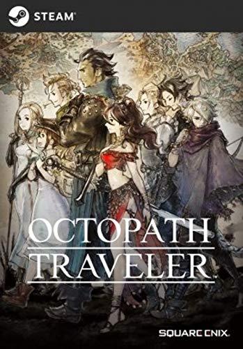 OCTOPATH TRAVELER - Standard  | PC Download - Steam Code