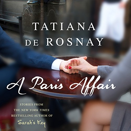 A Paris Affair audiobook cover art