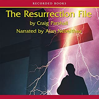 The Resurrection File audiobook cover art