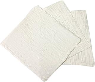 くーる&ほっと シルクを加えた ちょっと贅沢な シルク & レーヨン あかすり 袋タイプ 日本製(群馬県で製造)3枚 ホワイト