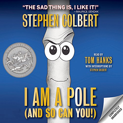 I Am a Pole (And So Can You!) audiobook cover art