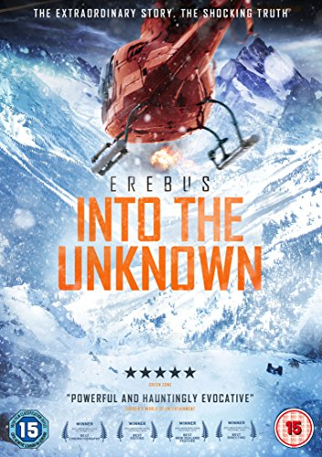 Erebus: Into The Unknown [DVD]