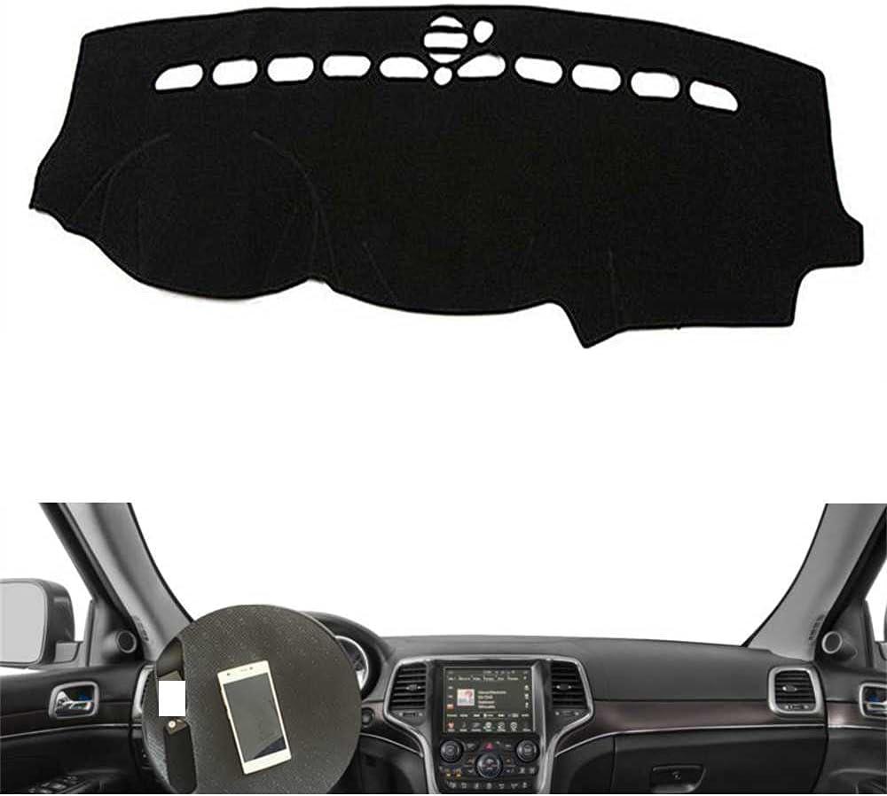 MIOAHD Car Dashboard Max 68% OFF Max 67% OFF Cover Non-Slip Sun fit for Je Anti-UV Shade