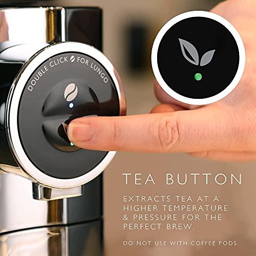 Dualit Café Plus Coffee Machine - Nespresso Compatible