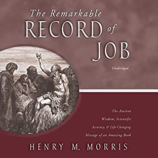 The Remarkable Record of Job audiobook cover art