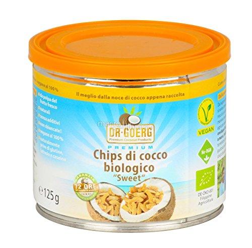 Kokos-chips 1/2 Tasse BIO