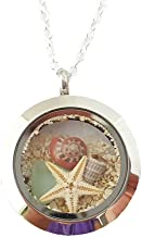 beach sand locket