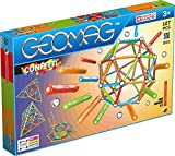 Geomag- Confetti Construcciones magnéticas y juegos educativos, Multicolor, 127 piezas (354)