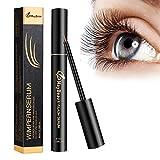 MayBeau 8ML Wimpernserum Augenbrauenserum für Stärkeres und Schnelles Wimpernwachstum Wimpern...